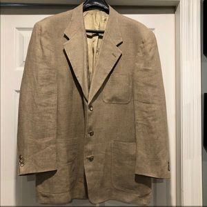 Bespoke Since 1948 Men's Blazer Sport Coat sz 44L